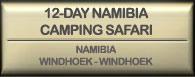 Drifters 12 Day Namibia Camping Safari