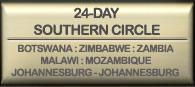 Drifters 24 day Southern Circle